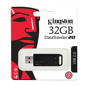 Slika od USB Flash memorija Kingston 32GB 2.0 DT20