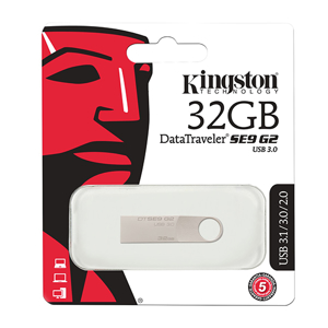 Slika od USB Flash memorija Kingston 32GB dtse9g2