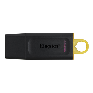 Slika od USB Flash memorija Kingston Data Traveler Exodia 128GB 3.2 DTX/128GB crno zuta