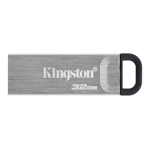 Slika od USB Flash memorija Kingston Data Traveler Kyson 32GB 3.2 200MB/s DTKN/32GB srebrna