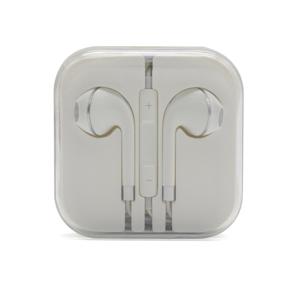 Slika od Slusalice za Iphone 3.5mm belo-srebrne
