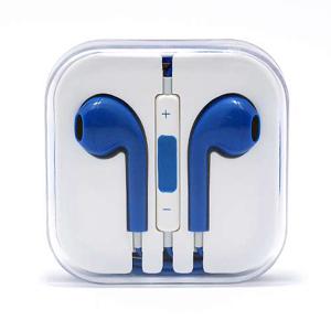 Slika od Slusalice za Iphone 3.5mm plava