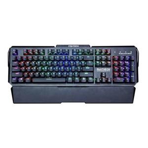 Slika od Tastatura gejmerska mehanicka zicna MK882rgb metalik siva FANTECH