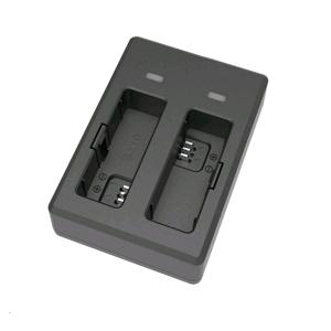 Slika od Punjac DUAL CHARGER za dve baterije za SJCAM SJ10