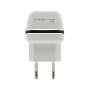 Slika od Kucni punjac KONFULON C25 USB 5V/1A za Iphone lightning beli