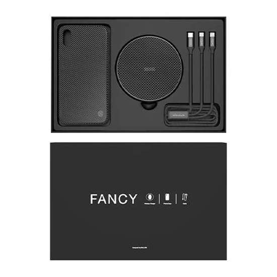 Slika od NILLKIN Fancy gift set Iphone X crni