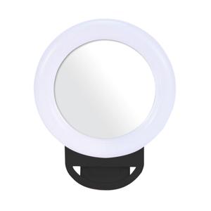 Slika od Selfie ring portable A4s RGB sa ogledalom crni