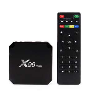 Slika od TV box X96 mini 4K 2GB/16GB crni