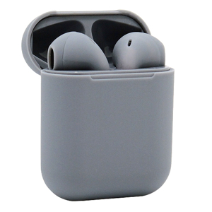 Slika od Slusalice Bluetooth Airpods InPods 12 simple sive