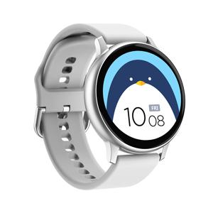 Slika od Smart Watch DT88 Pro srebrni (silikonska narukvica)