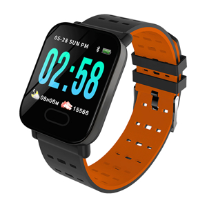 Slika od Smart Watch A6 crno-narandzasti