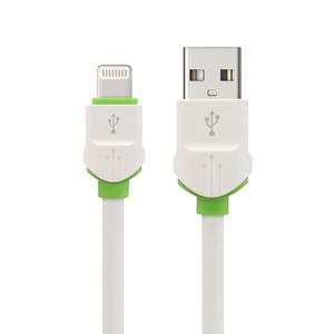 Slika od USB data kabal LDNIO LS32 za Iphone lightning 1m beli
