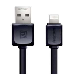 Slika od USB data kabal REMAX Fast Pro RC-129i za Iphone lightning crni 1m