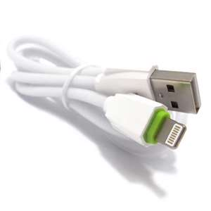 Slika od USB data kabal LDNIO LS07 za Iphone lightning 1m beli