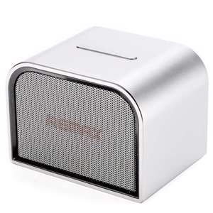 Slika od Zvucnik REMAX Bluetooth desktop RB-M8 mini srebrni