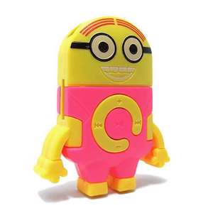 Slika od Mp3 player DESPICABLE pink